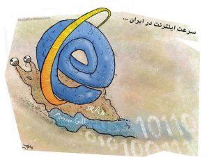 کاهش پینگ اینترنت مخابرات